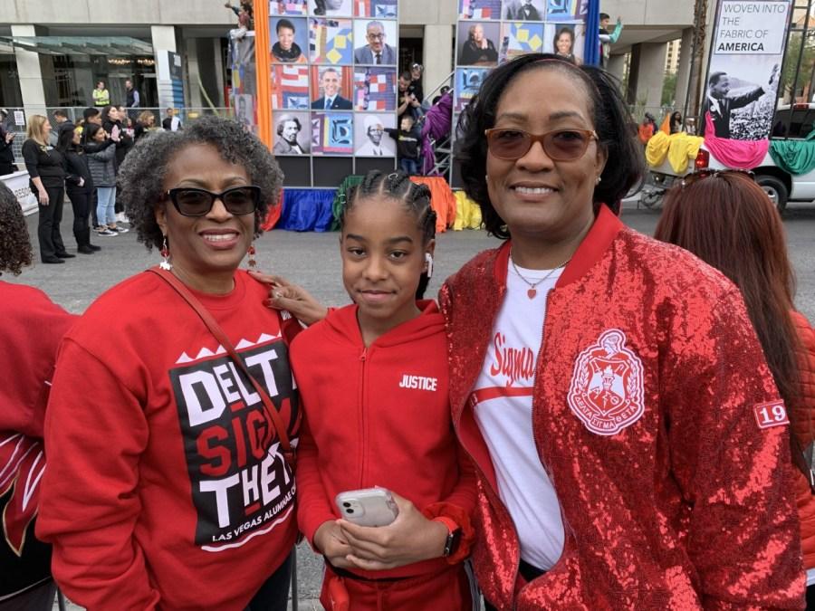 Las Vegas celebrates Dr. Martin Luther King Jr. at 38th annual MLK Day Parade