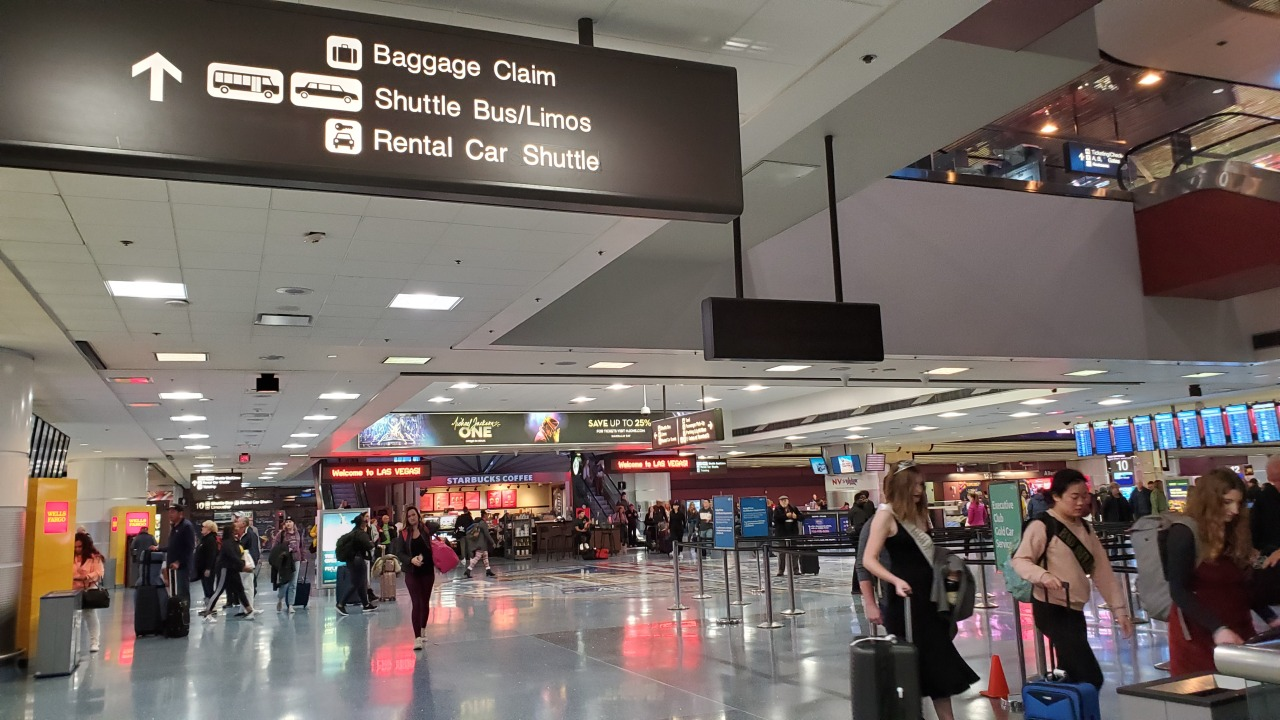 McCarran ranks among top airports when it comes to airport recovery