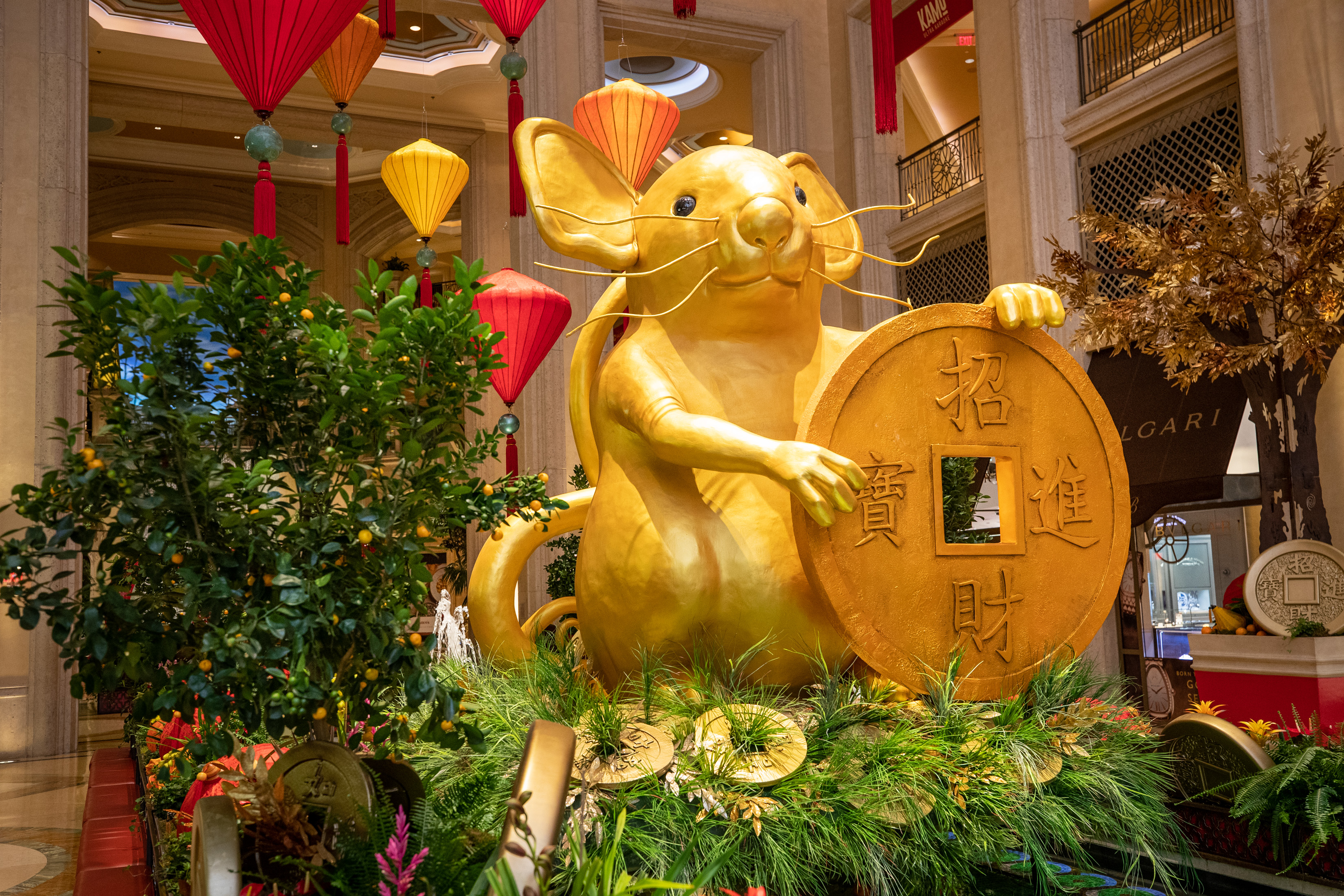 Celebrate Chinese New Year and ring in the Year of the Rat ...