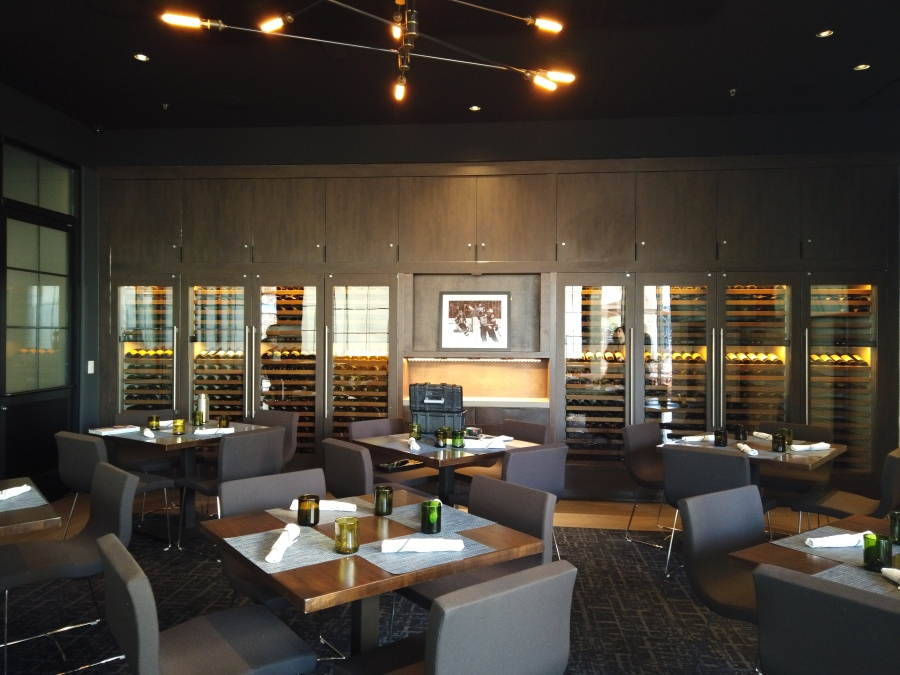 Knights players, Wolfgang Puck open sports restaurant in Downtown Summerlin