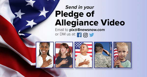 8 news now pledge