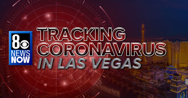 tracking corona in Las Vegas