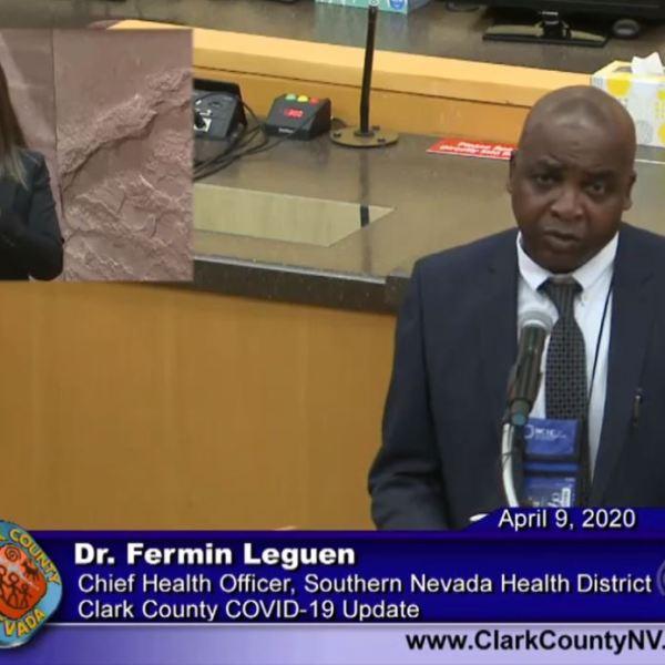Dr. Fermin Leguen