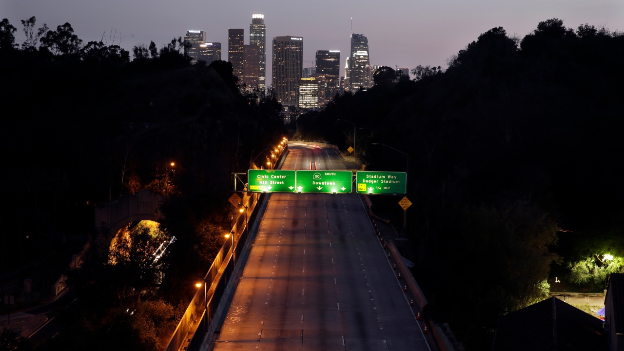 IQAir: Los Angeles has lowest pollution in the world | KLAS - 8 News Now