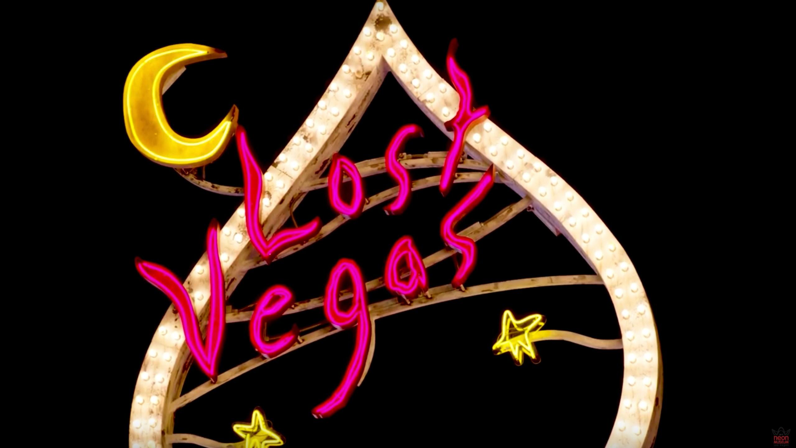 Take A Virtual Tour Of Lost Vegas By Tim Burton At The Neon Museum Klas