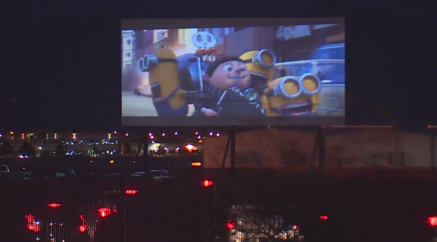Update North Las Vegas Drive In Movie Theater Closes Just A Day After Reopening Klas