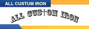 all custom iron