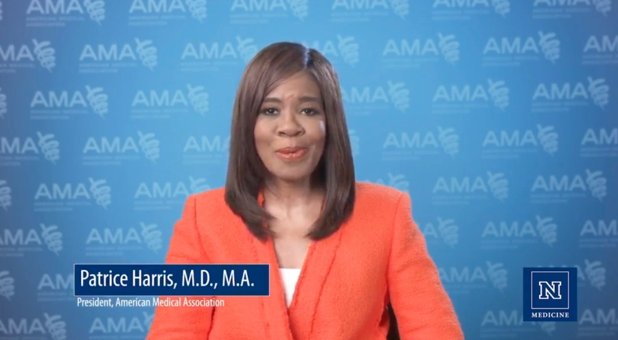 Patrice Harris, M.D., M.A., President, American Medical Association