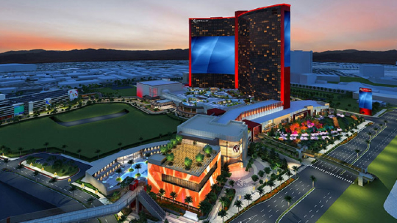 Artist renderings reveal more details about the Las Vegas Strip's newest megaresort