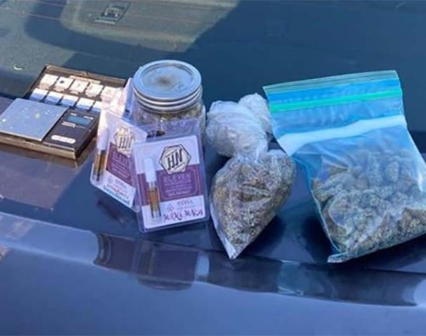 drugs DUI bust