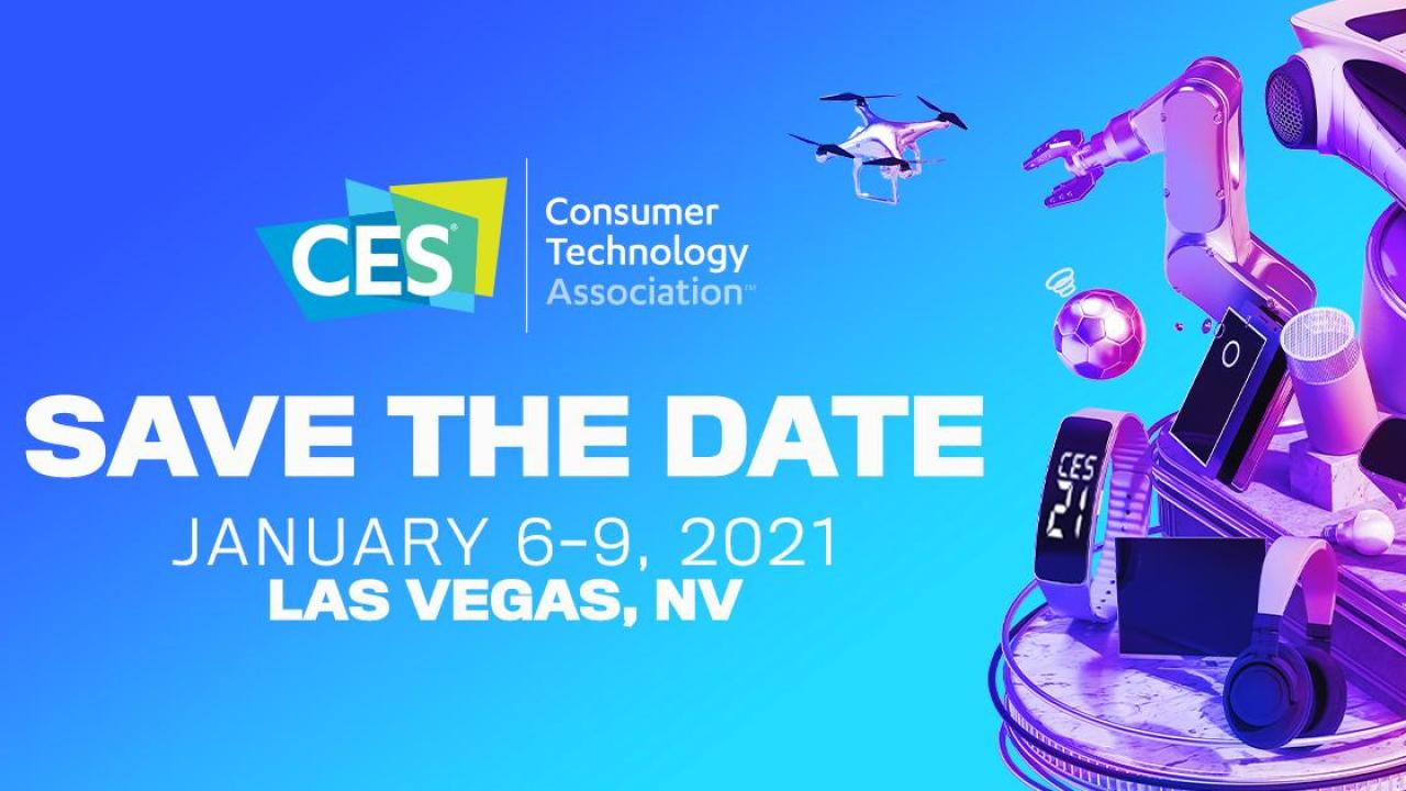 CES 2021 - cover