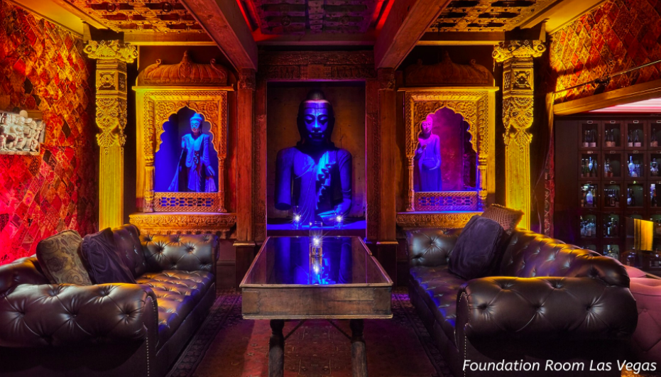 Mandalay Bay Foundation Room Halloween 2020 Religious leaders urge Mandalay Bay to remove statues of Hindu