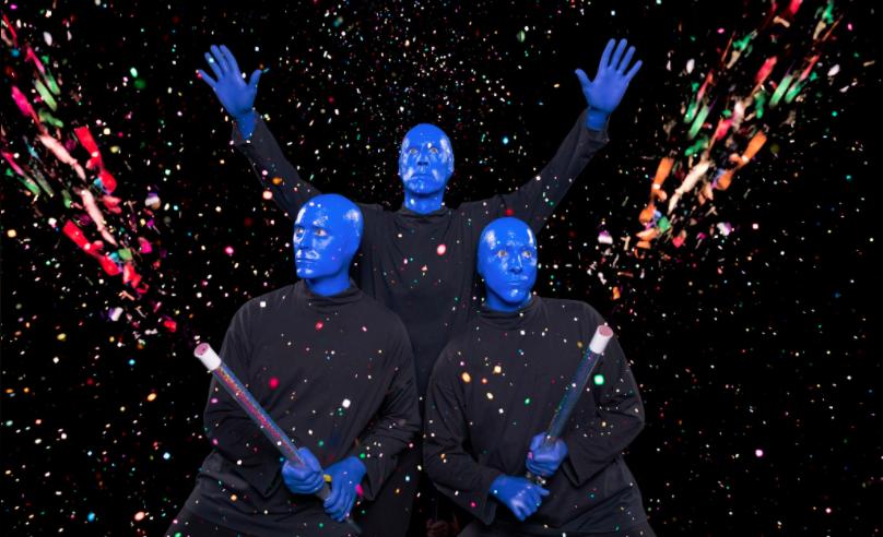 Blue Man Group returns to Luxor June 24