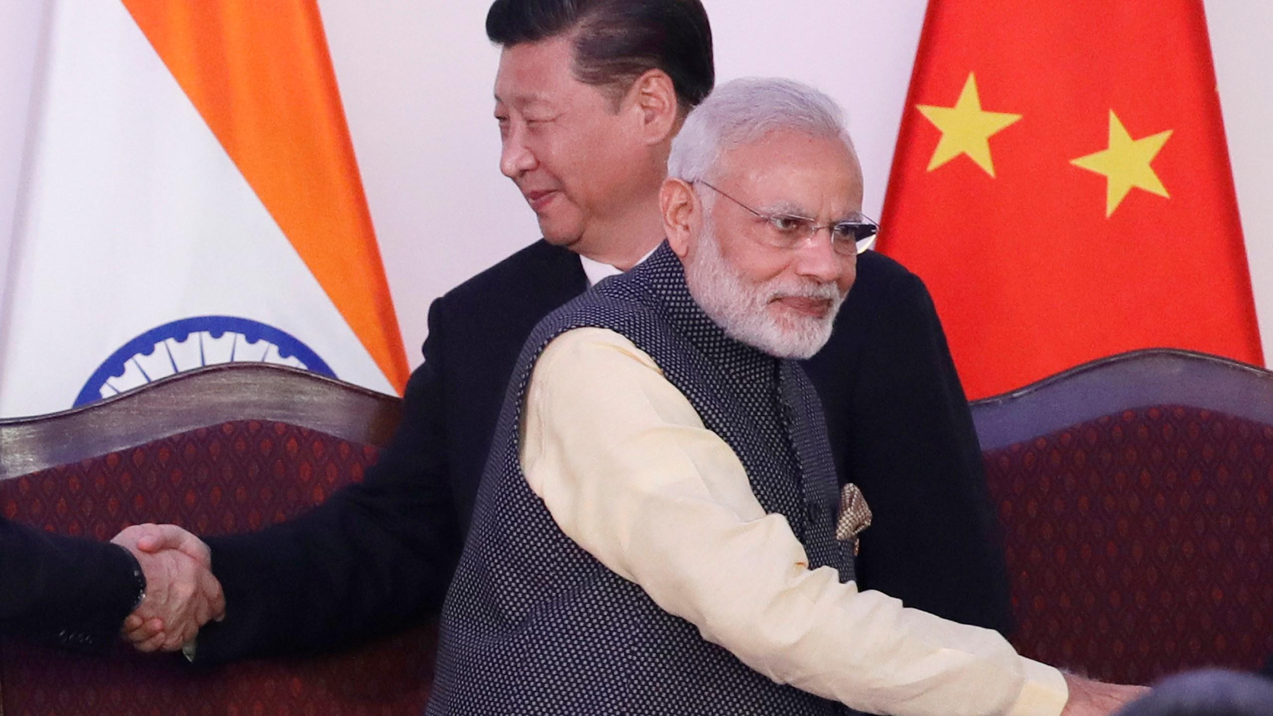 Xi Jinping, Narendra Modi