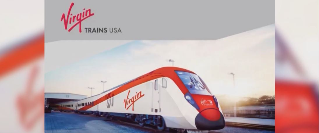 Nevada approves up to $950M financing for high-speed rail project connecting Las Vegas to Victorville, California