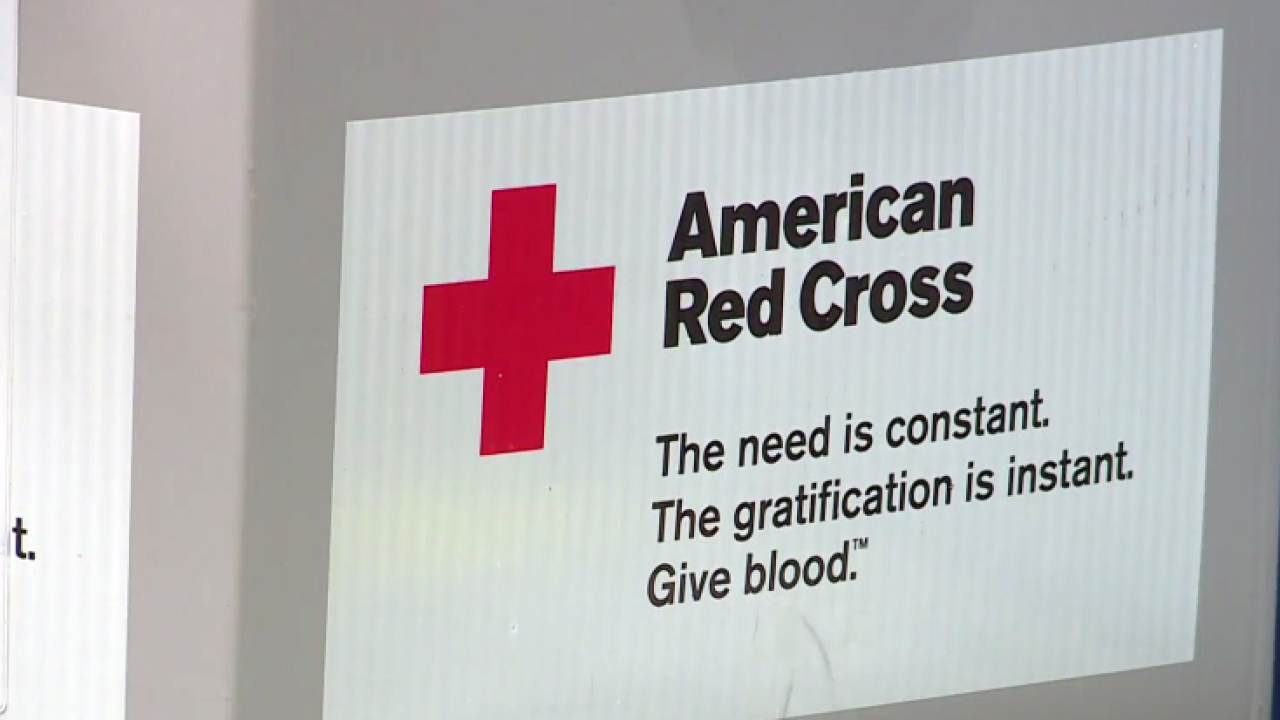 Blood banks in need of donations, find upcoming blood drives