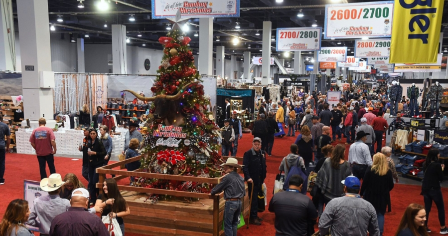 Christmas Events Local Las Vegas 2020 Cowboy Christmas 2020 gift show canceled in Las Vegas amid