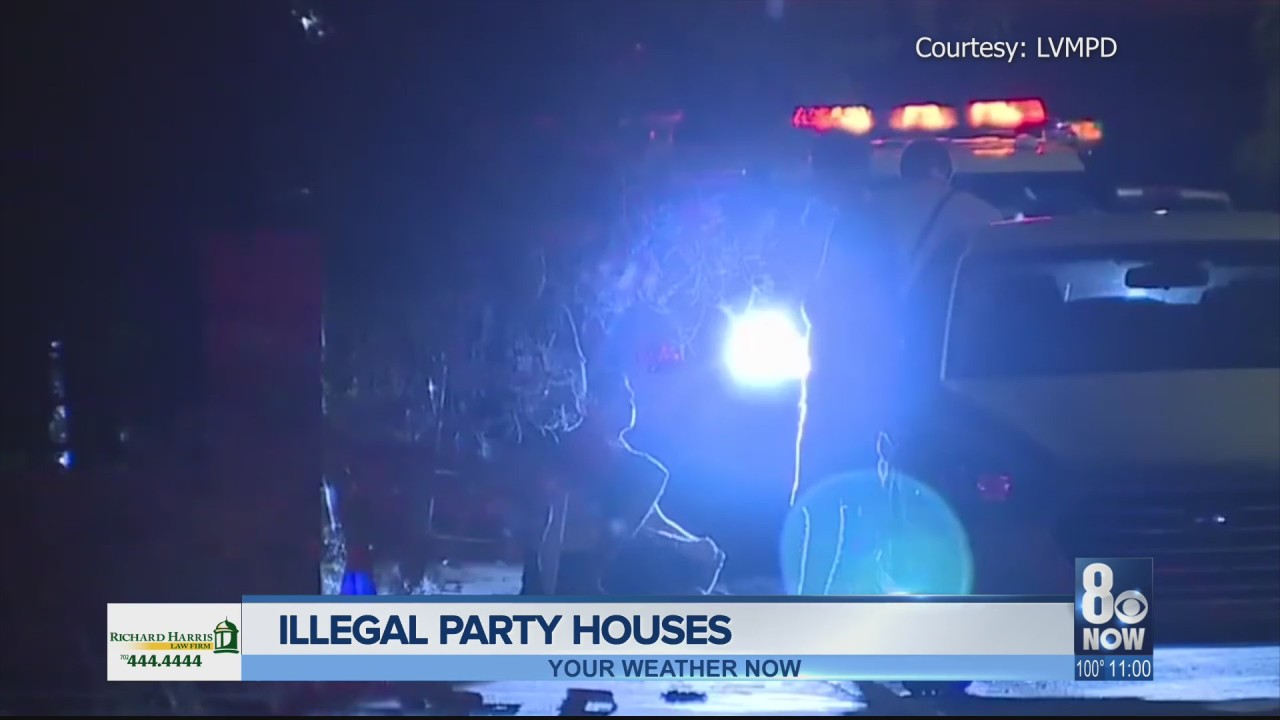 West valley neighborhood fed up with illegal house parties, ask for more action from authorities