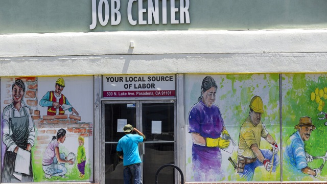 Nevada posts 7.7% unemployment in August — highest in the nation