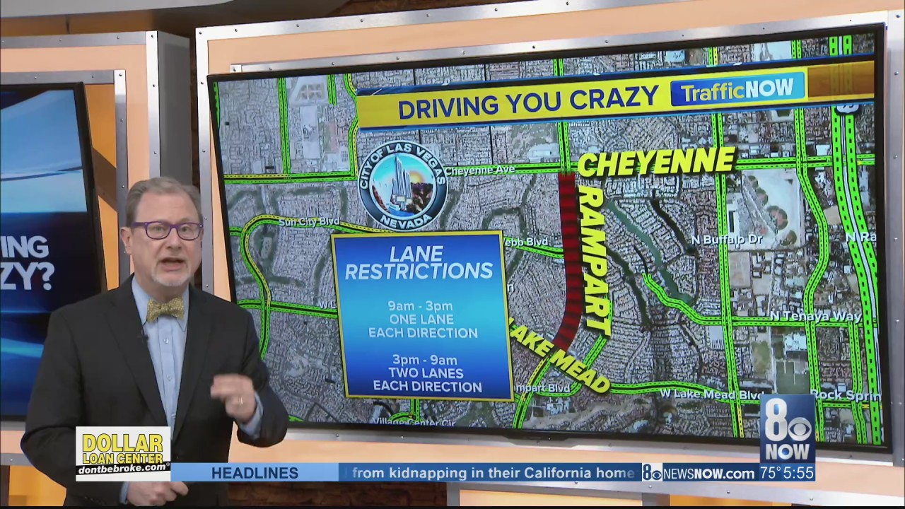 What's Driving You Crazy? – Repaving Rampart