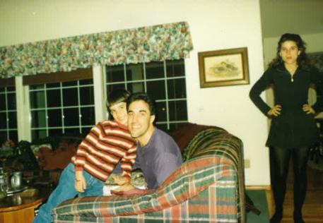 Darren Mack family