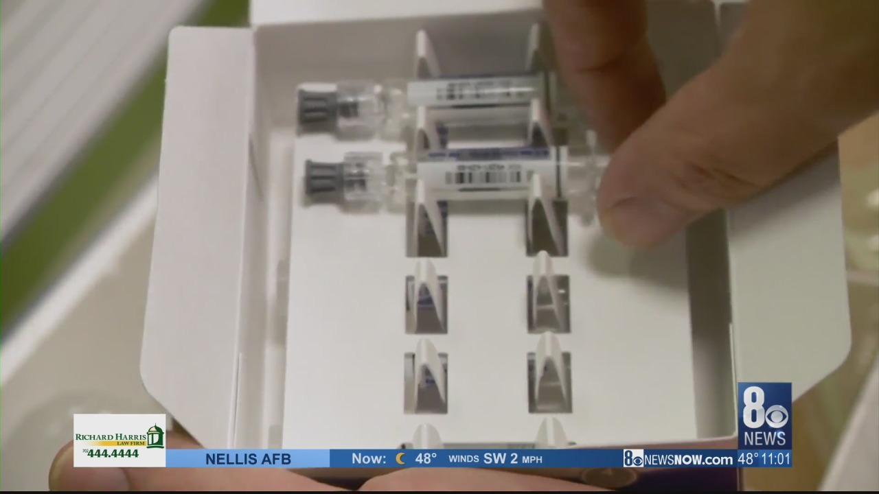Medical experts break down possible side effects of coronavirus vaccine - KLAS - 8 News Now