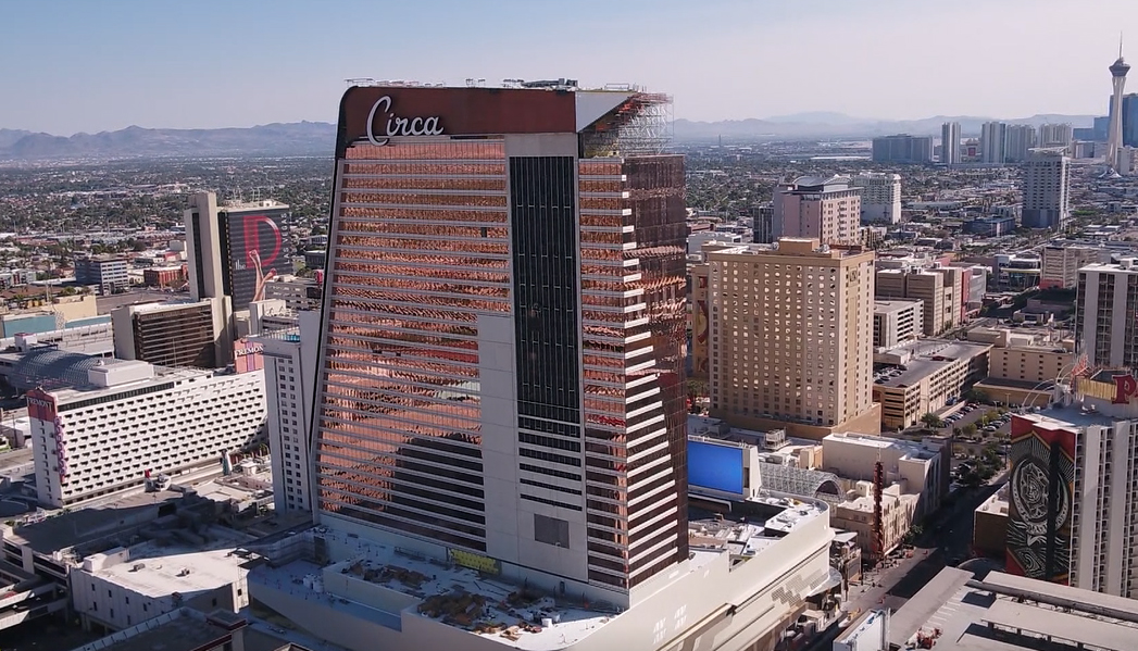 Circa Casino's impact on downtown Las Vegas as it celebrates 1 year