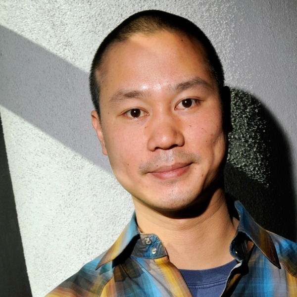 Zappos' CEO Tony Hsieh Speaks At Clothing Industry Trade Show