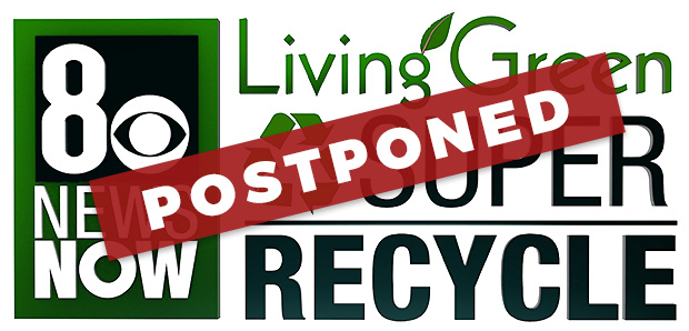 8 news now super recycle postponed