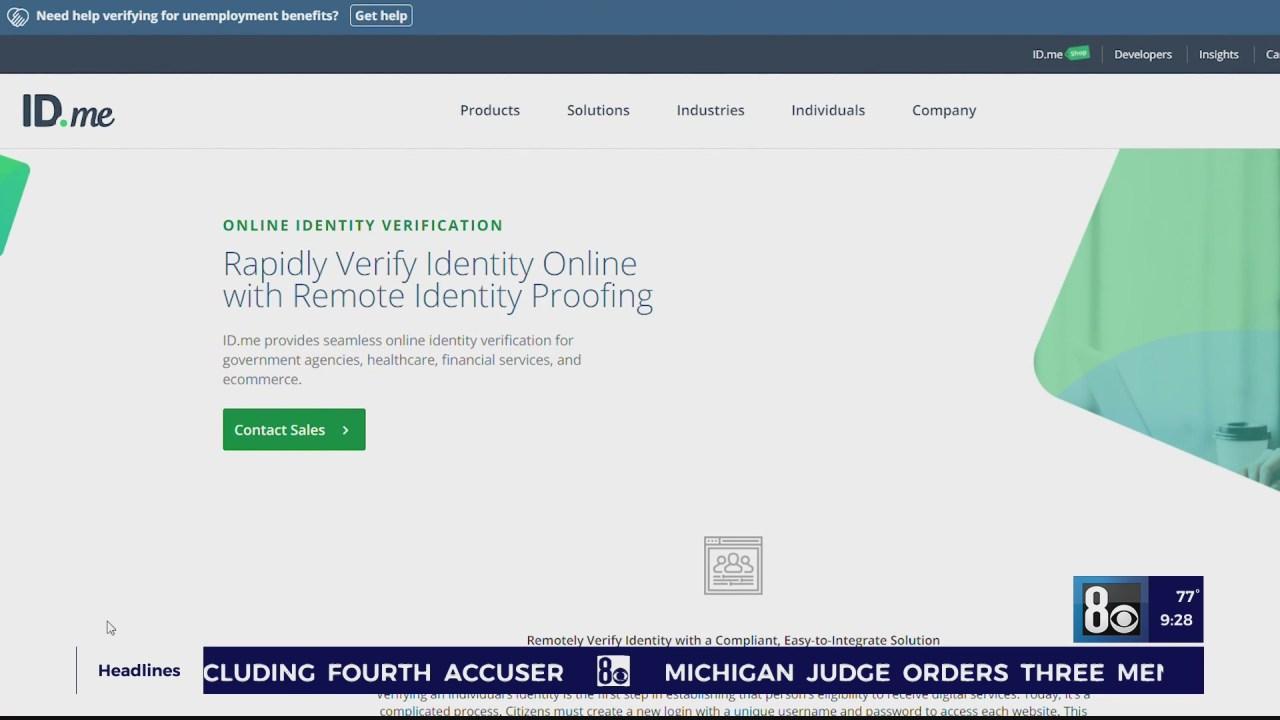 Unemployment claimants express identity verification frustrations