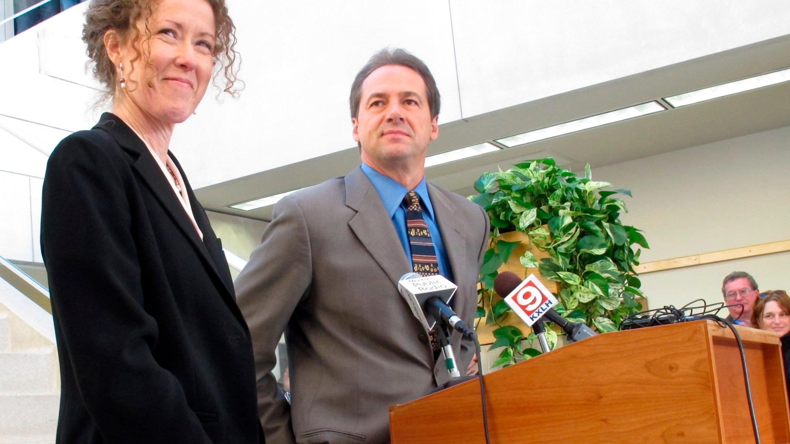 Steve Bullock, Tracy Stone-Manning