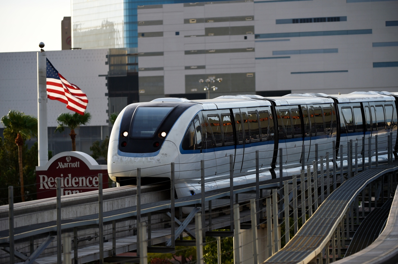 Las Vegas Monorail resumes operations on May 27