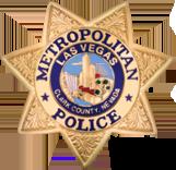 Las Vegas metro badge