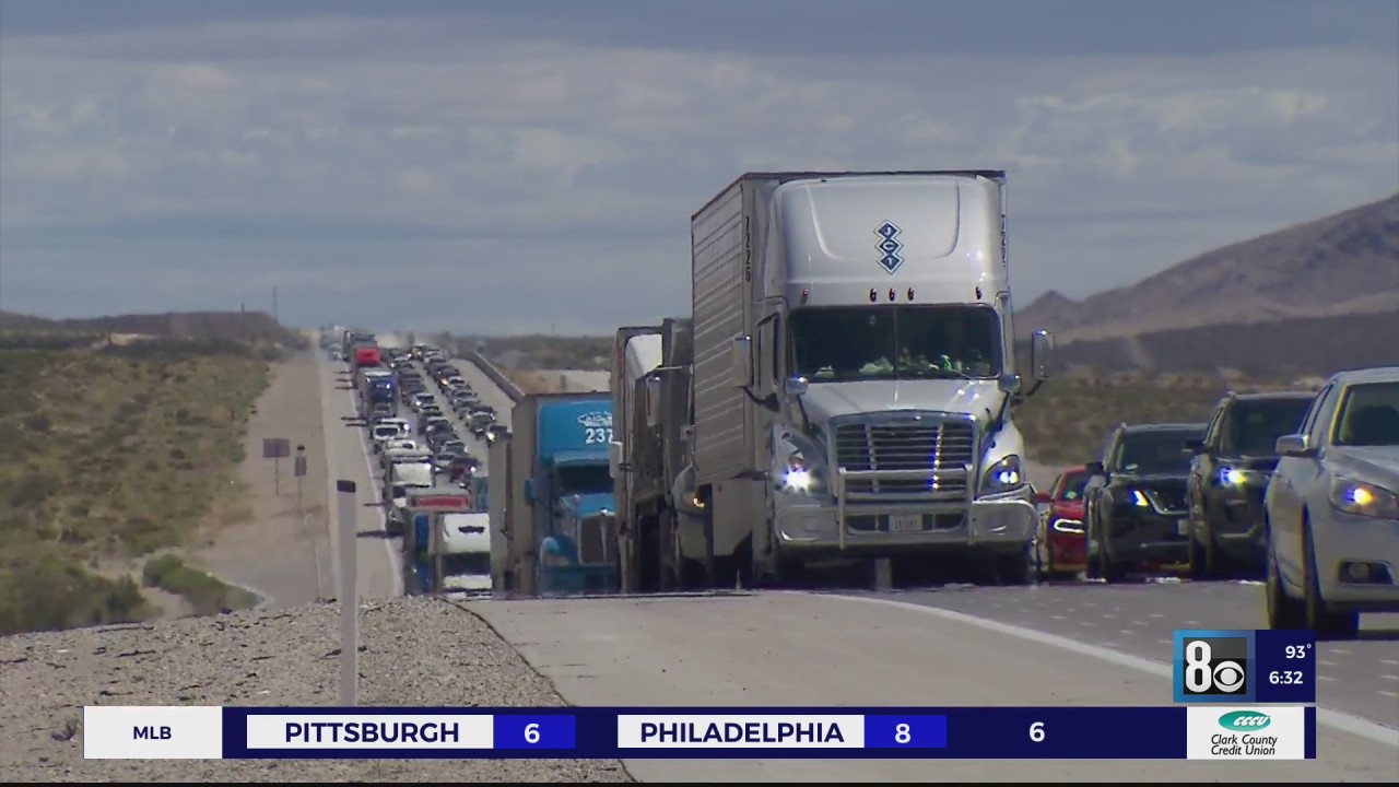 'It's gridlock, this is ridiculous:' Local leaders push for change on busy I-15 roadway to California