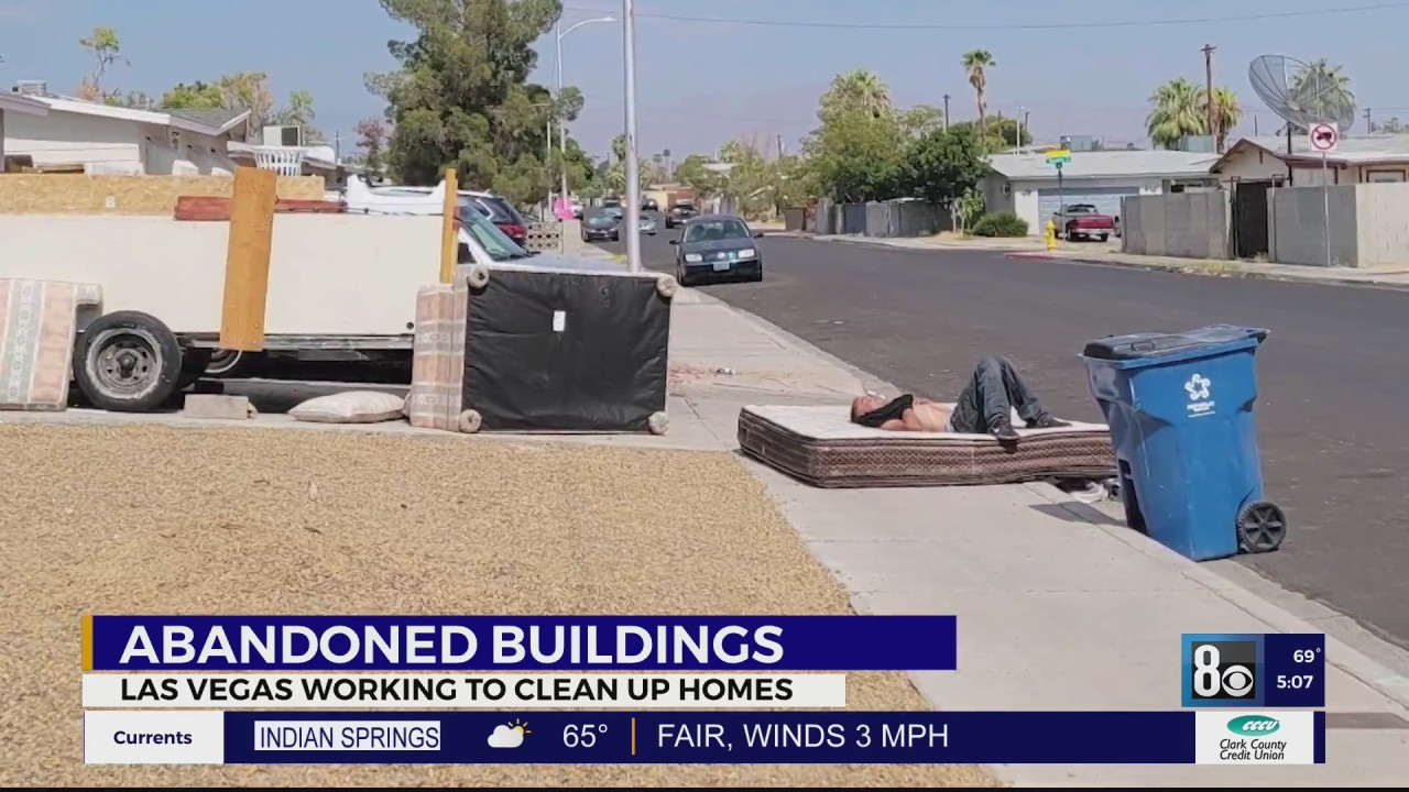 Residents speak out after noticing an increasing number of abandoned homes across valley neighborhoods